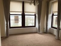 Spacious one bedroom flat centrally located in Greenock near bus and train stations.