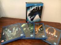 Alien Anthology Blu Ray Collection