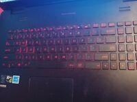 Asus ROG Gaming laptop - G771JW