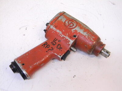 Used Chicago Pneumatic 12 Drive Impact Wrench