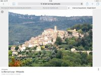 South of France. Permanent, live in couple for housekeeping and basic maintenance. South of France