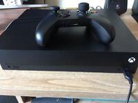 Xbox one X 2 months old (warranty)