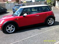 2004 mini cooper low milage full service history very good condition