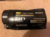 Sony HDR -SR12E HD Camcorder