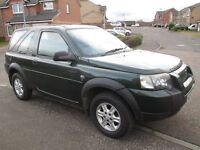 LAND ROVER FREELANDER 2.0 TD4 S H/B 2004 12 MONTHS MOT IMMACULATE ASTRA VITARA XTRAIL RAV4 DISCOVERY