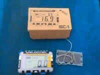 Velocitek Digital Sailing Compass SC-1, start line distance, timer, GPS Speed