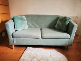 2 seater sofa. Second hand excellent shape