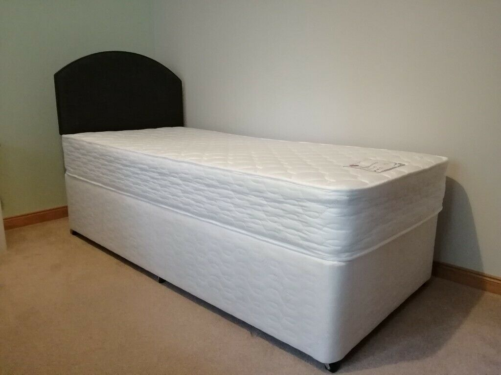 Picture of: Single Divan Bed In Invergordon Highland Gumtree
