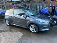 BREAKING - 2012-2015 FORD FIESTA ZETEC S - ALL PARTS AVAILABLE