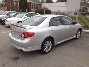 2009 Toyota Corolla S, Sport Looking, Loaded; Roof, Pw, Pl and M London Ontario image 6