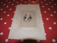 Victorian Picture Of Max Muller Dated Nov 1879 Weymouth