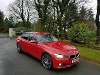 2012 BMW 320D JAPAN RED FINANCE AVAILABLE