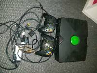 Original Xbox for sale.