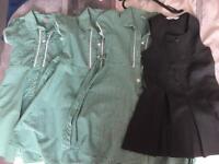 Girls school uniform dresses age 3-4, 4 & 5