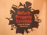 House & Garage Clearance Refurb Property Services Your Local Basingstoke Company for 9 Years