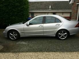 Mercedes Benz C200 CDI Saloon for sale - IMMACULATE CAR!!