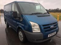 BARGAIN! NO VAT! Ford transit van, full years MOT