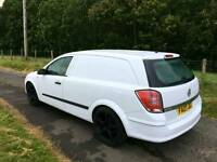 **Astra Van Crew Cab 4 Seater** Excellent Condition**Years MOT