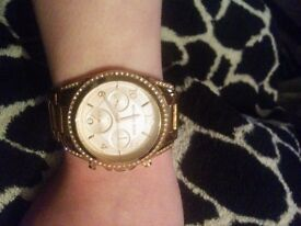 Woman's Michael Kors Watch