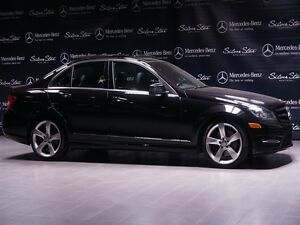 2014 Mercedes-Benz C350 4matic Sedan Avantgarde Edition Package,