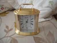 Carriage Clock (full working order)