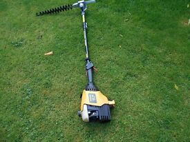partner pole hedgcutter v g o