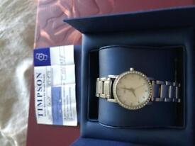 DKNY Designer Watch - Excellent Condition £35