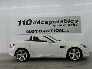 2012 Mercedes-Benz SLK-Class SLK250 BlueEFFICIENCY DÉCAPOTABLE T