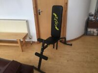 Incline & Decline Exercise Bench