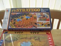 STRATEGO The strategy game full of surprises.