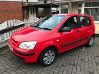Hyundai Getz 1.1 5 door! Drives superb! Not Clio polo ford micra Kia Honda corsa Peugeot