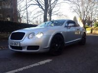 2004 BENTLEY CONTINENTAL GT AUTO 69600 MILES ONLY SERVICE HISTORY 2 KEYS USED ON WEEKENDS