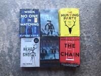 Books - £1 each