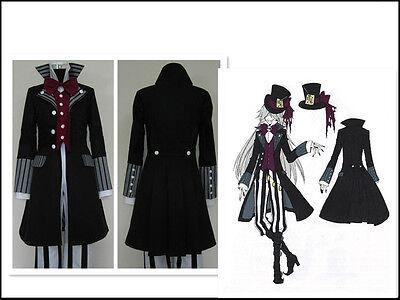 Black Butler Kuroshitsuji Undertaker cosplay - Undertaker Kostüm