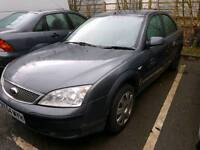 Breaking ford mondeo