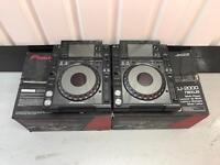 PIONEER CDJ 2000 NEXUS PAIR BOXED MINT DJM DDJ XDJ