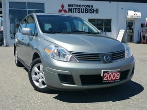2009 Nissan Versa 1.8SL FE+; Local & No accidents