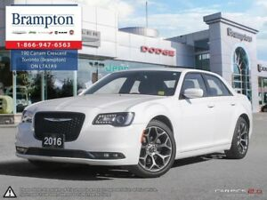 2016 Chrysler 300 S | RWD | PREVIOUS DAILY RENTAL | 8.4 IN TOUCH