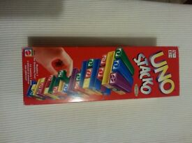 Uno Stacko Game - 7 Years +