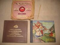 Collection Of 78 rpm Records (Mainly Classical Music)
