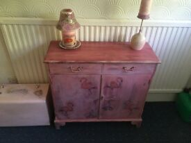 Very nice hall cabinet,would look great in any room