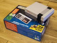 🎮 Official Nintendo NES Classic Mini Games Console + Extras