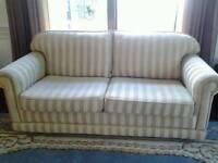 2 Sofas (medium & large)