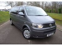 2013 Volkswagen Transporter Shuttle 2.0 TD T30 SE Mini Bus DSG Hpi Clear