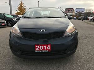 2014 Kia Rio LX+ Kitchener / Waterloo Kitchener Area image 4