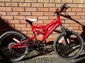 Muddy Fox kids bike