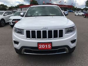 2015 Jeep Grand Cherokee Limited London Ontario image 4