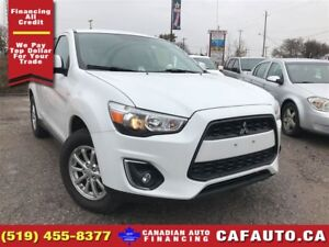 2015 Mitsubishi RVR SE | AWD | AS GOOD AS NEW