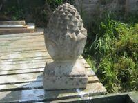 Stone pineapple!