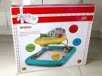 Chad Valley Circus Friends Baby Toddler Walker - BOXED - As New